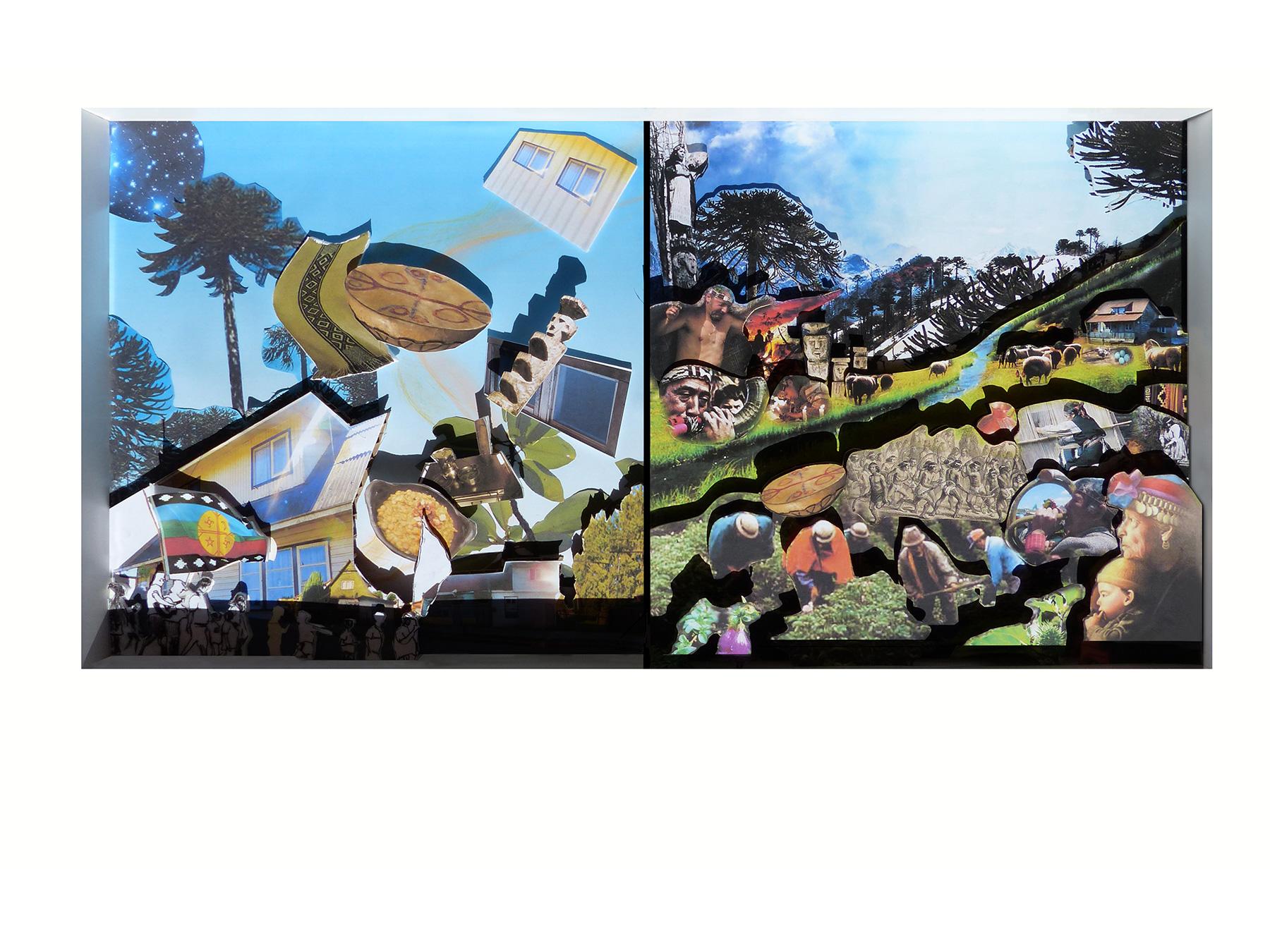 Studierende der Universidad Austral de Chile. Valdivia. Facultad de Arquitectura y Artes - 03