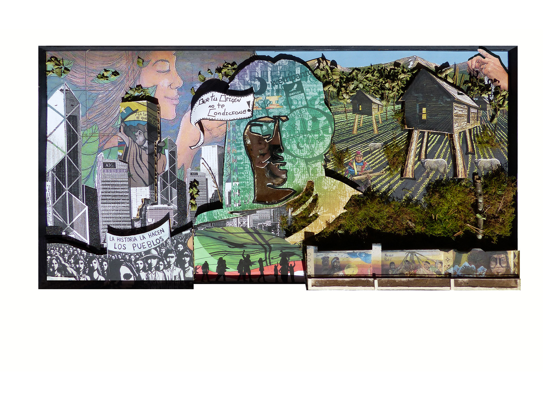 Studierende der Universidad Austral de Chile. Valdivia. Facultad de Arquitectura y Artes - 06